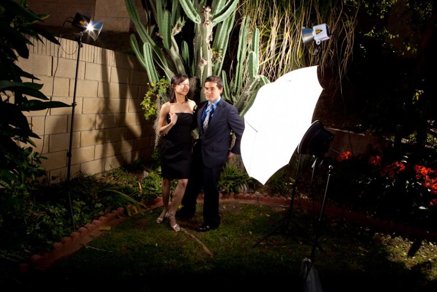 Adrian and Brenda Studio